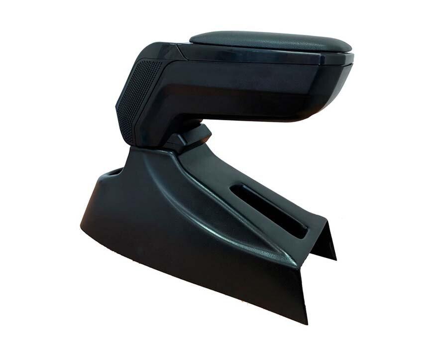 Подлокотник модельный ARM-2 Lada Largus (2012-) (с переносом штатных кнопок задних ЭСП) с USB-розеткой купить в интернет магазине автоаксессуаров 196.ru – характеристики, отзывы, цены.