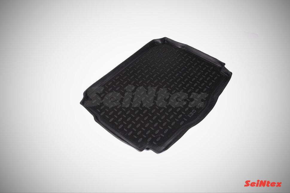 Коврик в багажник на HYUNDAI i30 new 2012- купить в интернет магазине автоаксессуаров 196.ru – характеристики, отзывы, цены.